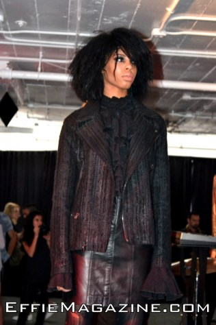 Effie Magazine, Los Angeles Fashion Week, O'Gara, THE LAZARUS EXPERIENCE, Sav Noir