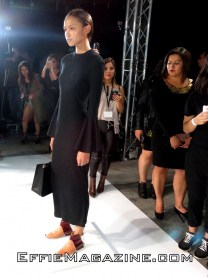 Effie Magazine, Los Angeles Fashion Week, O'Gara, Columbia Square, Toit Volant