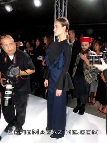 Effie Magazine, Los Angeles Fashion Week, O'Gara, Columbia Square, Toit Volant