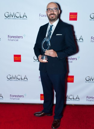 EffieMagazine.com, Gay Men's Chorus of Los Angeles, GMCLA, VOICE AWARDS, Focus Features Chairman Peter Kujawski
