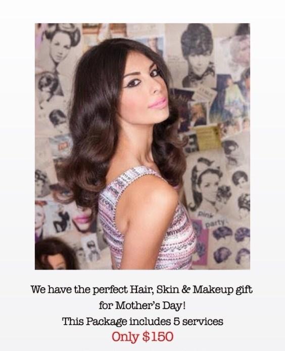 Hair, Skin & Makeup