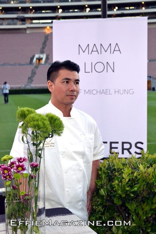 Chef Michael Hung