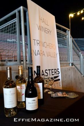 Hall Winery & Trinchero Winery