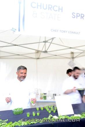Chef Tony Esnault Serves Happiness & Health