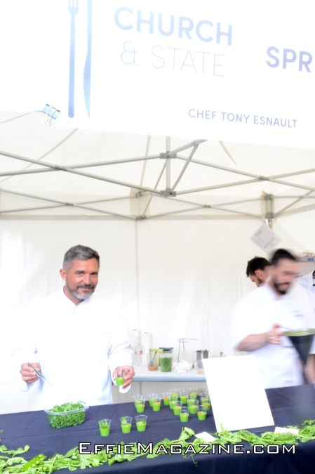 Chef Tony Esnault Serves Happiness & Health