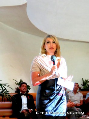 KTLA Reporter Wendy Burch