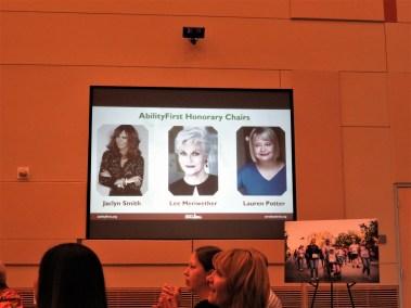 Honorary Chairs