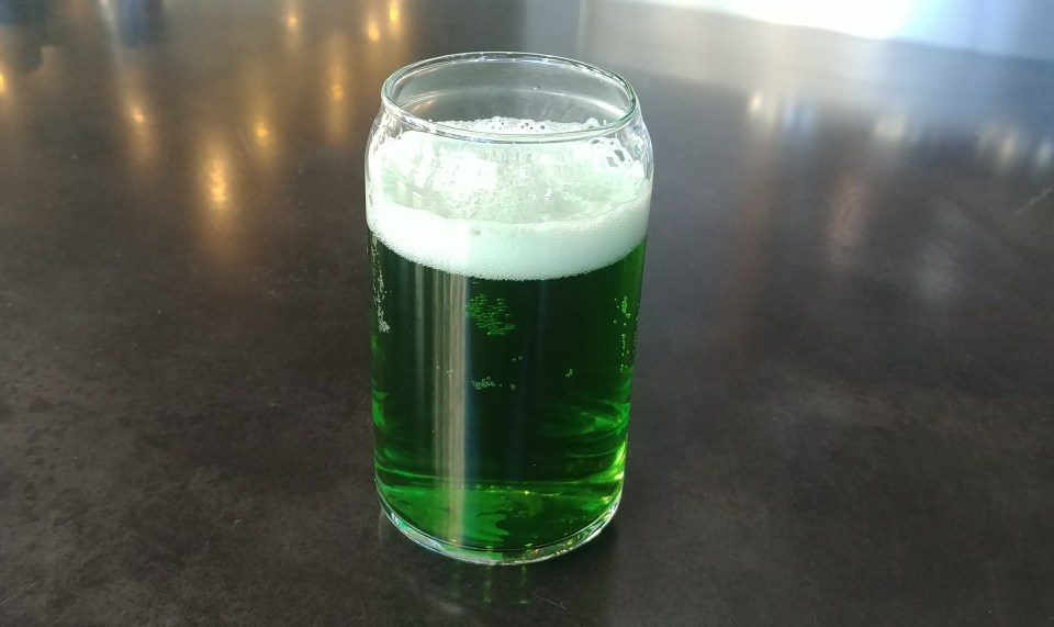 The FLATS – Green Lager