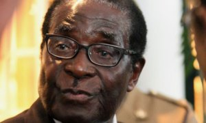 Robert Mugabe calls for the arrest of Zimbabwean Olympic Team, says they are useless
