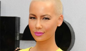 Watch Amber Rose Having Fun On The Boat