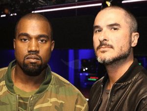 Kanye West Emotional During Interview