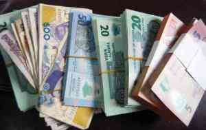 Naira hits 220 to Dollars