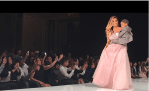 50 Cent's Son debuts at the Los Angeles Fashion Week (Photos)