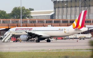 Germanwings Airbus A320 plane crash in France