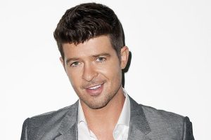 Robin Thicke – Handsome of the Day (Happy Birthday)