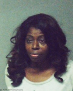Angie Stone Arrested for Assaulting Daughter (Photos)