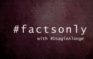 "M.I Vs Etcetera: ""Are Entertainers Really Political Prostitutes?"" #FactsOnly With Osagie Alonge (Video)"