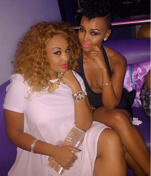 huddah and zari