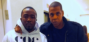 Jay-Z & Ice Prince (Photos)