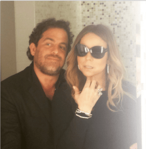Mariah Carey dating Film Director (Photos)