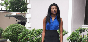 Yvonne Nelson Looking Imposing in Nigeria (Photo)