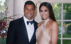 Ciara and Russell Wilson go on White House Date Together (Photos)