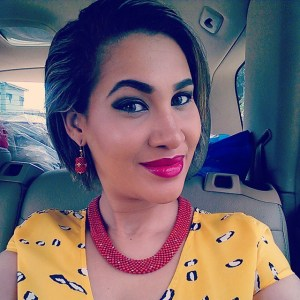 Caroline Danjuma and her husband enjoying each other (Photo)