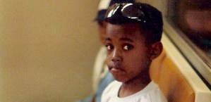 Check Out Photos Of Kanye West As A Calm Young Boy