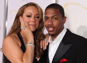 Mariah Carey and Nick Cannon treat their twins to an Easter Celebration