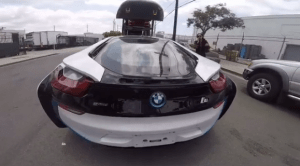 , Erica Mena Surprises Her Man Bow Wow, With A New BMW Car (Photos + Videos), Effiezy - Top Nigerian News & Entertainment Website