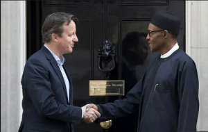 Buhari went to UK to embarrass Nigeria – Peoples Democratic Party (PDP)