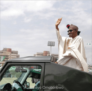 Photos from President Buhari's Inauguaration – 29/05/15