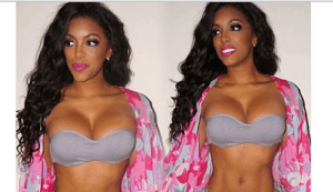 Porsha Williams shows off Hot Bikini Body (Photo)