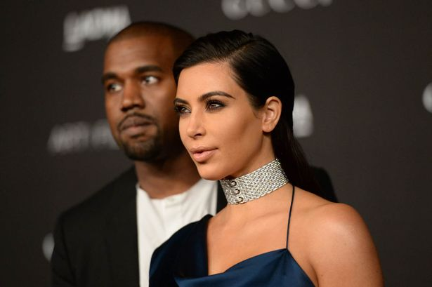 , Kim and Kanye set to make movie about their lives, Effiezy - Top Nigerian News & Entertainment Website