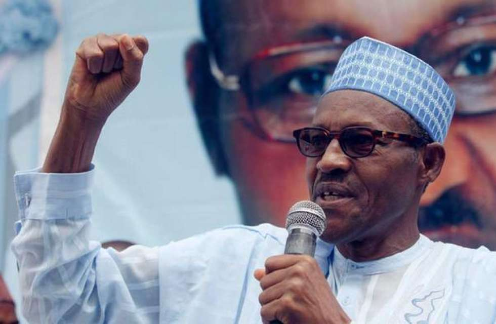 , Buhari charges corp members on fight against corruption, Effiezy - Top Nigerian News & Entertainment Website