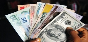 Naira falls 1.3% against dollar after plans to sell forex to BDCs