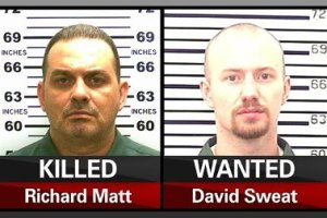 Escaped New York Convict,  Richard Matt Killed by Police, Search Ongoing for David Sweat