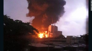 Ghana Petrol Inferno kills over 90 people in Accra