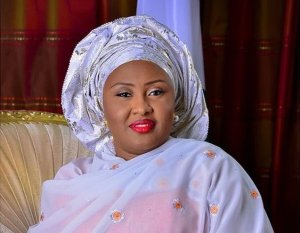 Aisha Buhari assembles 12 billionaires for her book launch