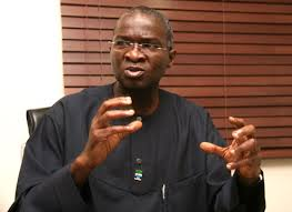 Senators, Rep members have no right to Budget since they don't collect taxes – Fashola