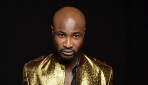 Harrysong shares photo of himself washing his own Clothes