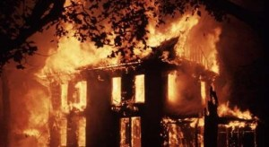 Three Young Children perish in Lagos house fire