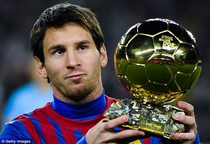 Happy Birthday Lionel Messi (Hottie of the day)