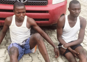 Prof. Was Nice To Us – Suspected Killers Of Former FUTA VC