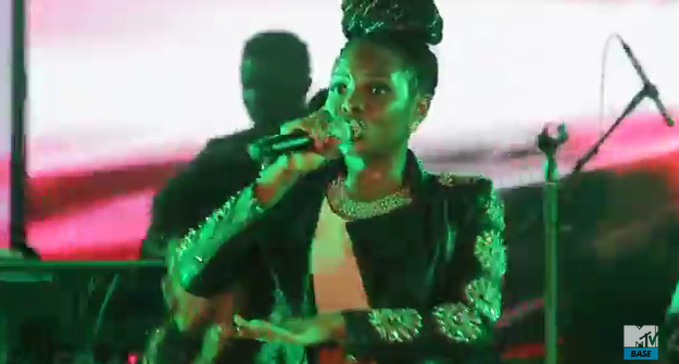 , Watch: Highlights of the Performances at Road To MAMAs Lagos (Video), Effiezy - Top Nigerian News & Entertainment Website