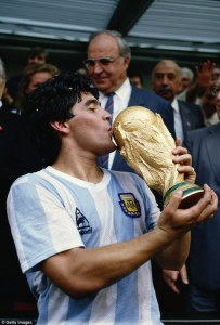 #WorldCup: Don't cry Argentina, Diego Maradona is backing Mexico