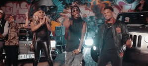Navy Kenzo ft. Vanessa Mdee  – Game (Official Music Video)
