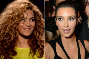 Kim Kardashian dethrones Beyonce as the new Queen of Instagram