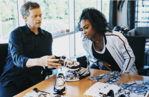 Serena Williams launches sneakers collection with Nike