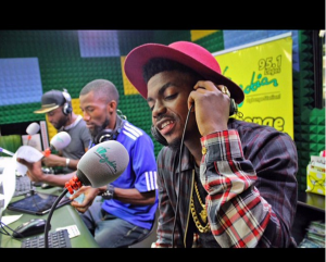 Five Star Music artiste Skiibii Mayana, 22, collapses and dies in his home this morning
